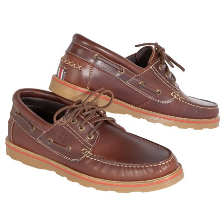 Gaastra-Boat-Shoes-Oceanic-Brown-1 1