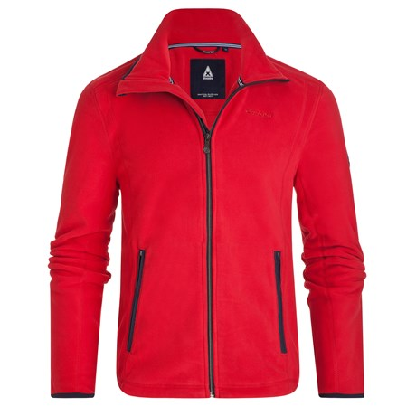 Gaastra-Fleece-Jacket-Full-Moon-Red-1