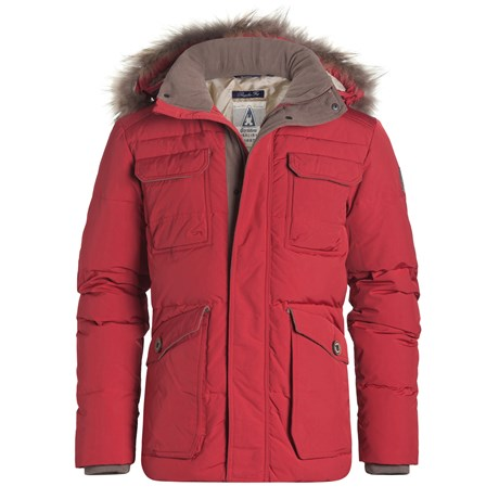 Gaastra-Jacket-Thunderwind-Red-1