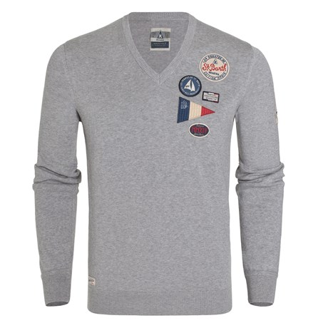 Gaastra-Jumper-Bobine-Men-Grey-1