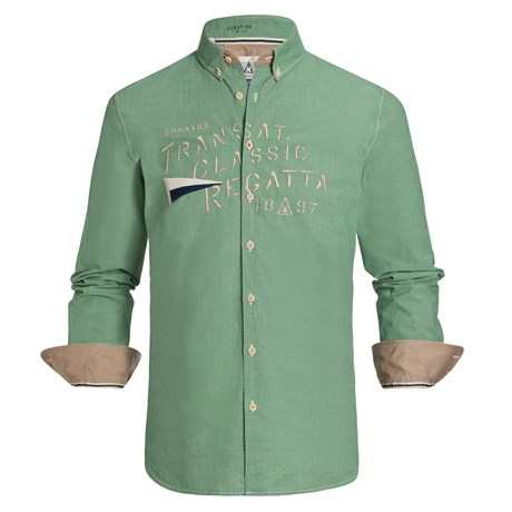 Gaastra-Shirt-Awash-Green-1