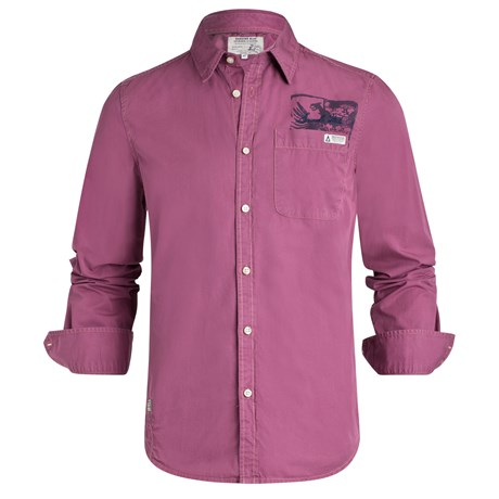 Gaastra-Shirt-Rad-Bordeaux-1
