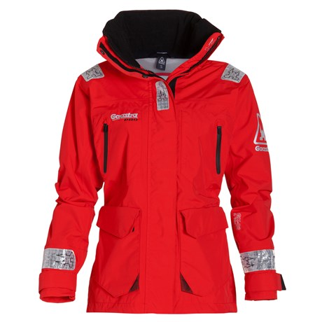 Gaastra-Jacket-Portsmouth-Women-Red-1