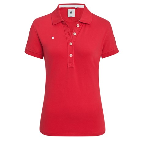 Gaastra-Polo-Shirt-Genua-Women-Red-1